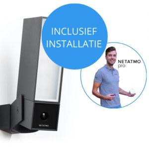 Netatmo Camera Inclusief installatie. Ontdek & bestel op Eviot.nl