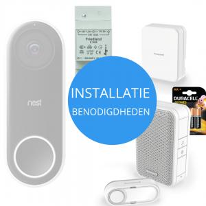 Nest Hello installatiebenodigdheden Eviot.nl