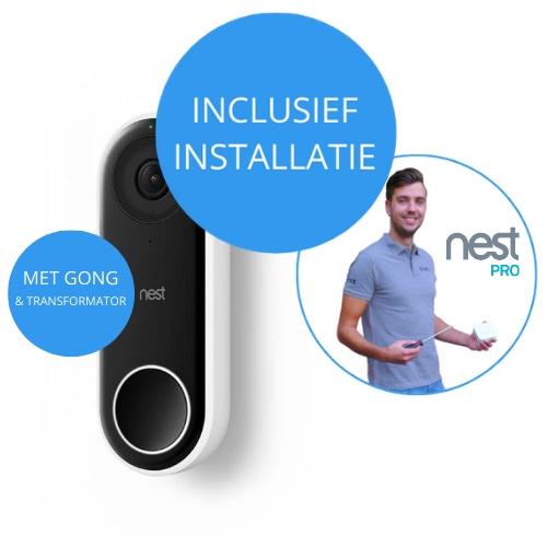 Nest Hello Inclusief installatie. Ontdek & bestel op Eviot.nl