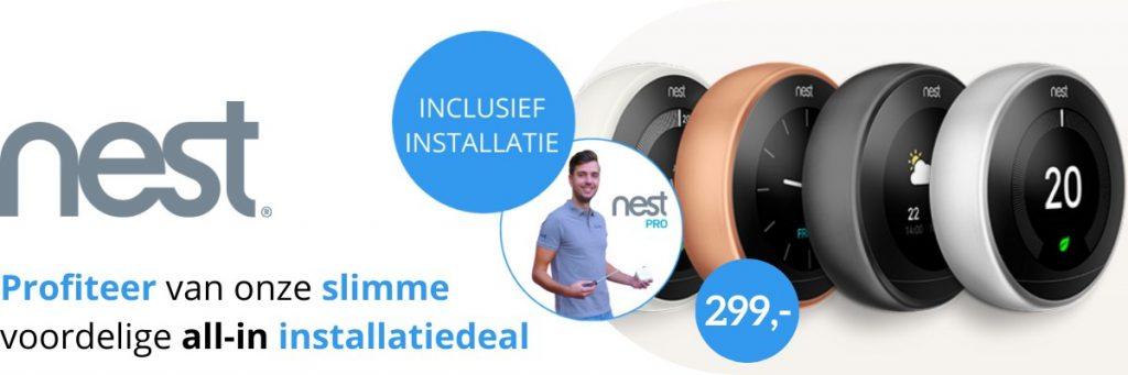 Nest installatiedeal Eviot.nl